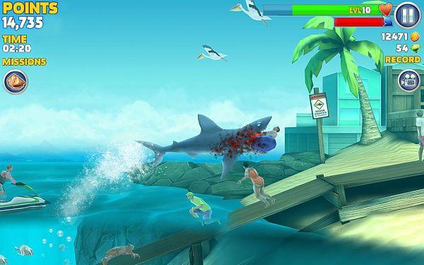 飢餓 的 鯊魚 進化 破解 版